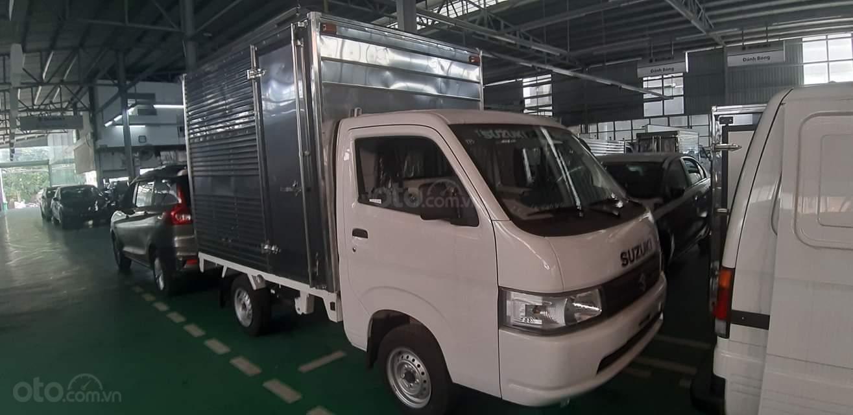 Suzuki Pro phiên bản mới giá ưu đãi và nhiều quà tặng hấp dẫn (3)