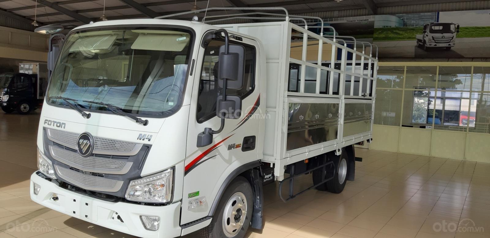 Bán xe tải 3.5 tấn Thaco Foton M4, động cơ Cummins đời 2019. Hỗ trợ trả góp - LH: 0938.933.753 (1)