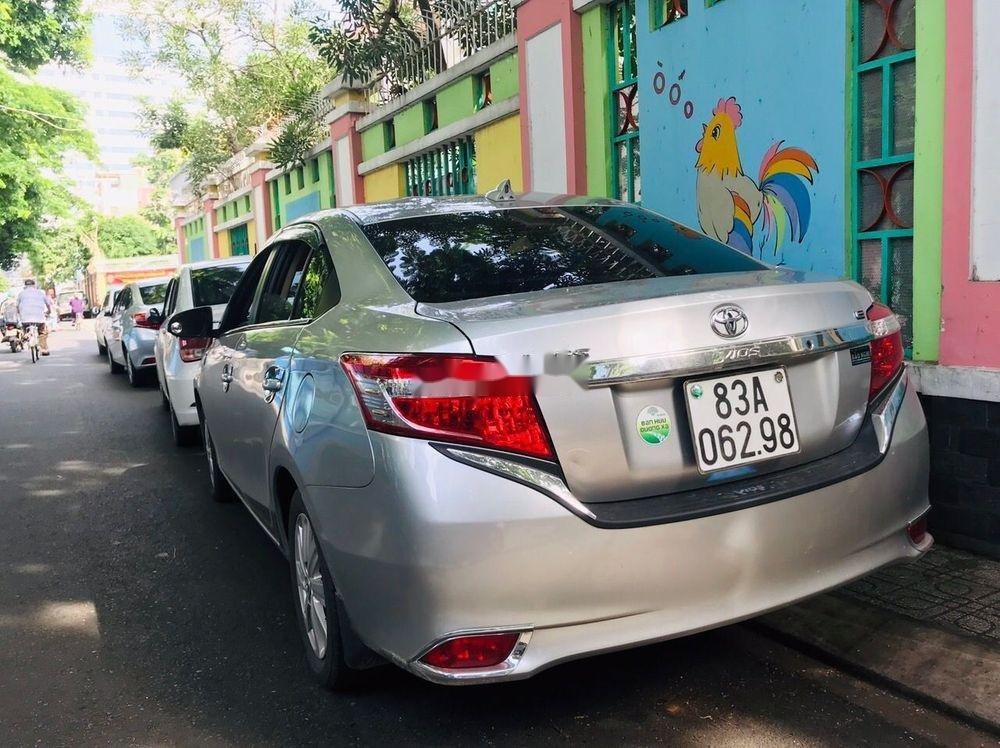 Bán xe cũ Toyota Vios đời 2017, 430 triệu (2)