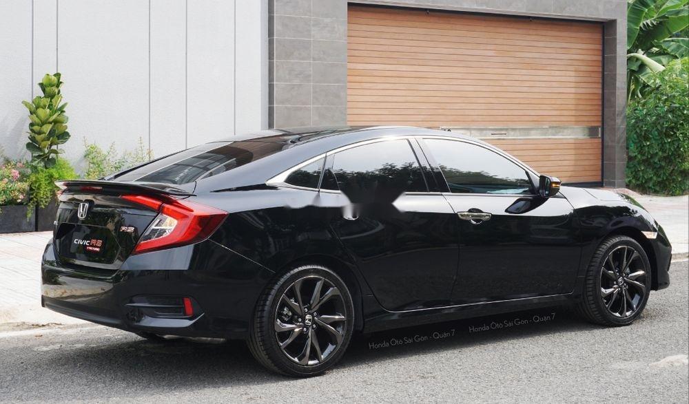 Cần bán Honda Civic đời 2019, màu đen, nhiều khuyến mại khủng (4)