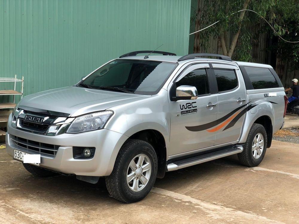 Bán Isuzu Dmax sản xuất năm 2015, xe nhập, giá 468tr (1)