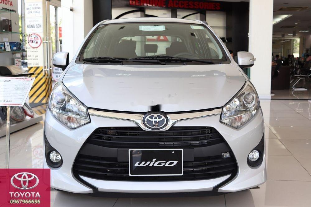 Bán Toyota Wigo sản xuất 2019, màu bạc (1)