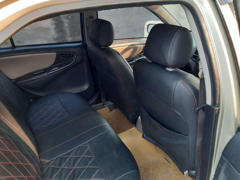 Bán ô tô Toyota Vios năm 2005, màu vàng cát, 148 triệu (10)