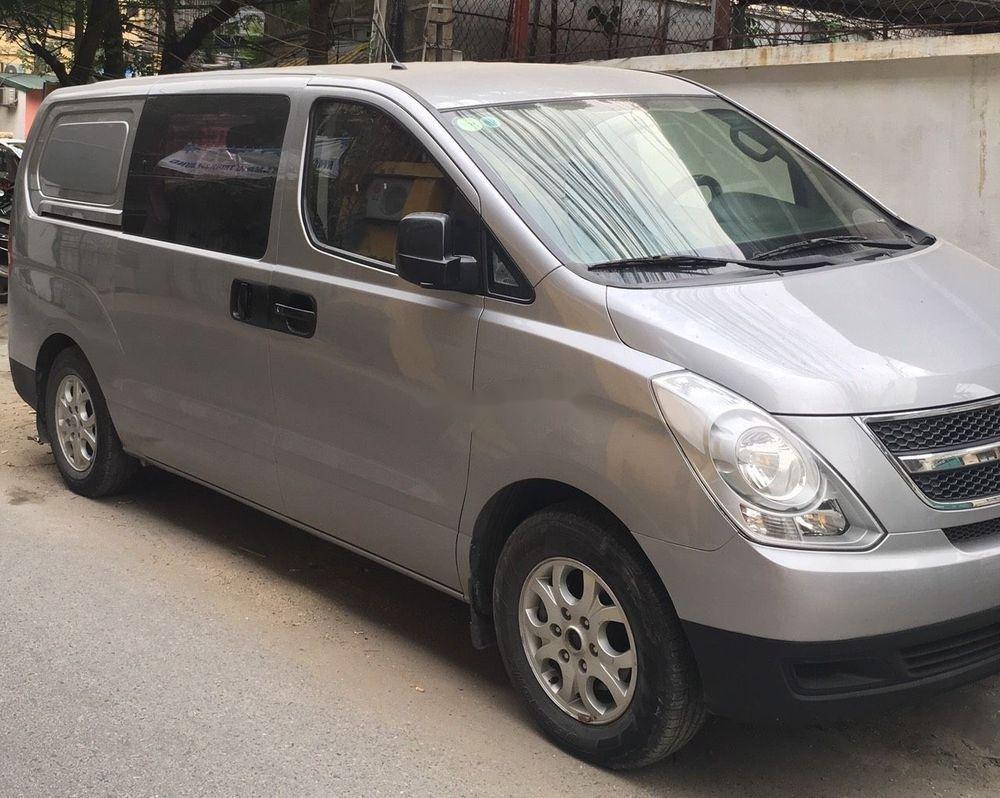 Cần bán gấp xe bán tải Hyundai Starex 2013, nhập khẩu (1)