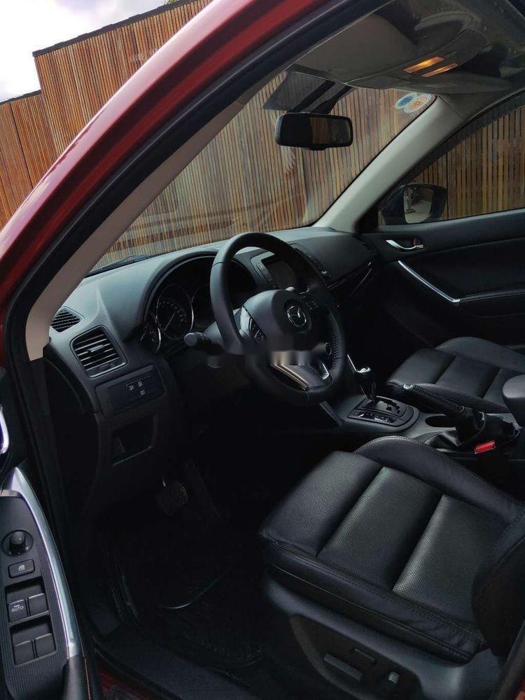 Bán lại xe Mazda CX 5 đời 2014, màu đỏ, ít sử dụng  (5)