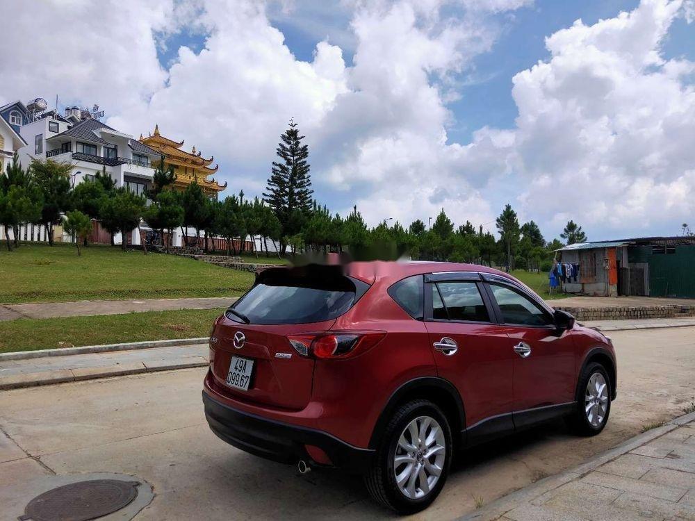 Bán lại xe Mazda CX 5 đời 2014, màu đỏ, ít sử dụng  (3)