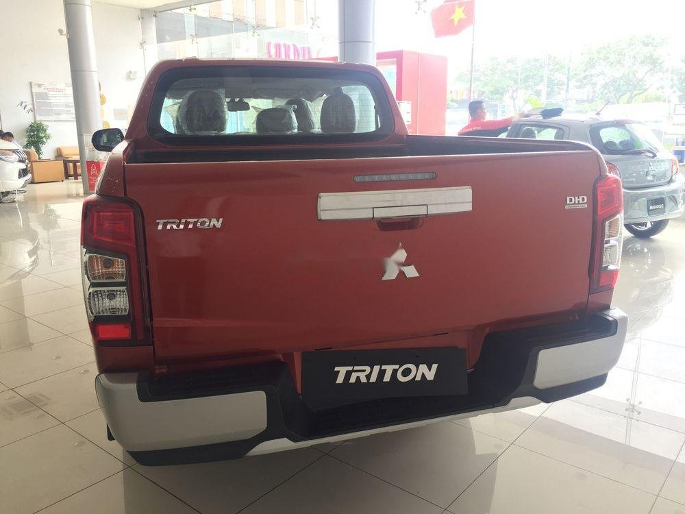Bán Mitsubishi Triton năm 2019, màu đỏ, nhập khẩu   (2)