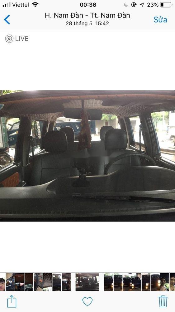 Bán Suzuki Wagon R đời 2005 giá tốt (6)