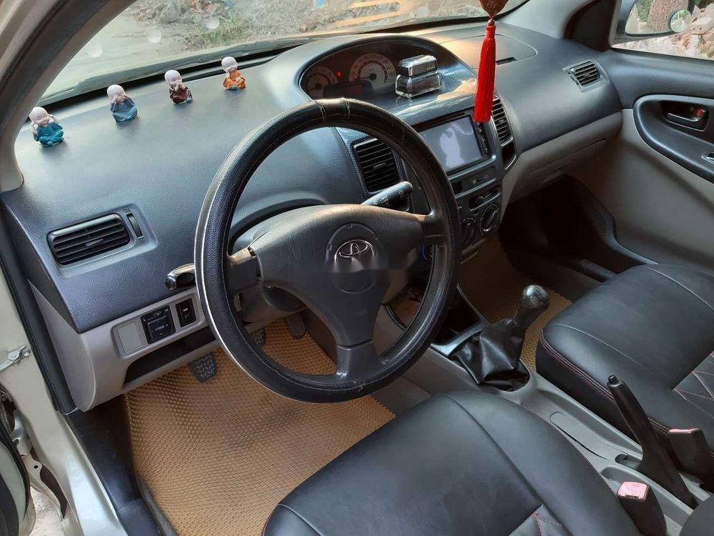 Bán ô tô Toyota Vios năm 2005, màu vàng cát, 148 triệu (7)