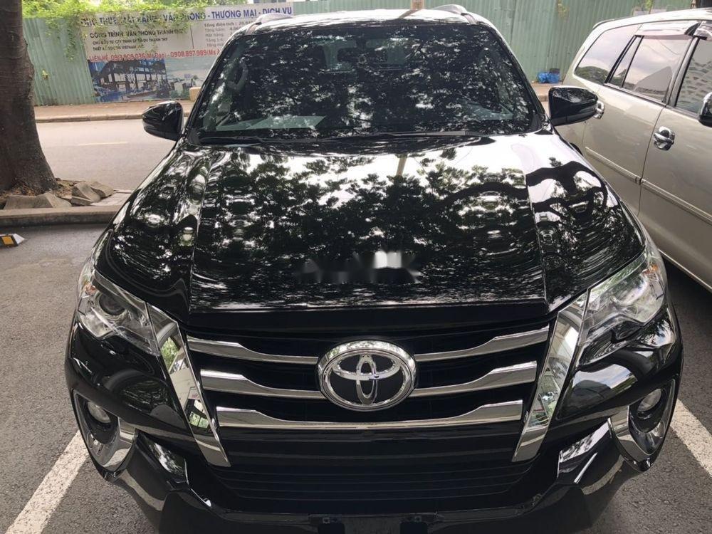 Bán xe Toyota Fortuner sản xuất 2019 giá cạnh tranh (1)