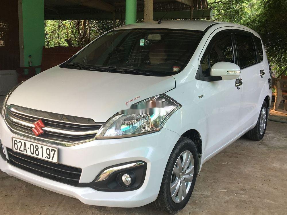 Bán xe cũ Suzuki Ertiga năm 2017, xe nhập (1)