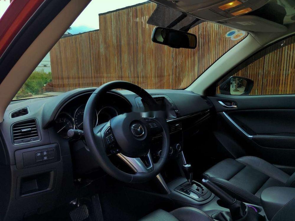 Bán lại xe Mazda CX 5 đời 2014, màu đỏ, ít sử dụng  (7)