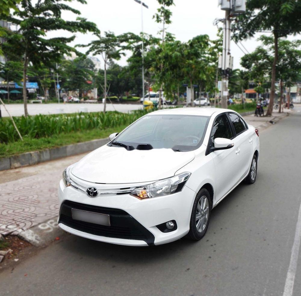 Cần bán Toyota Vios AT năm 2017, giá 460tr (1)