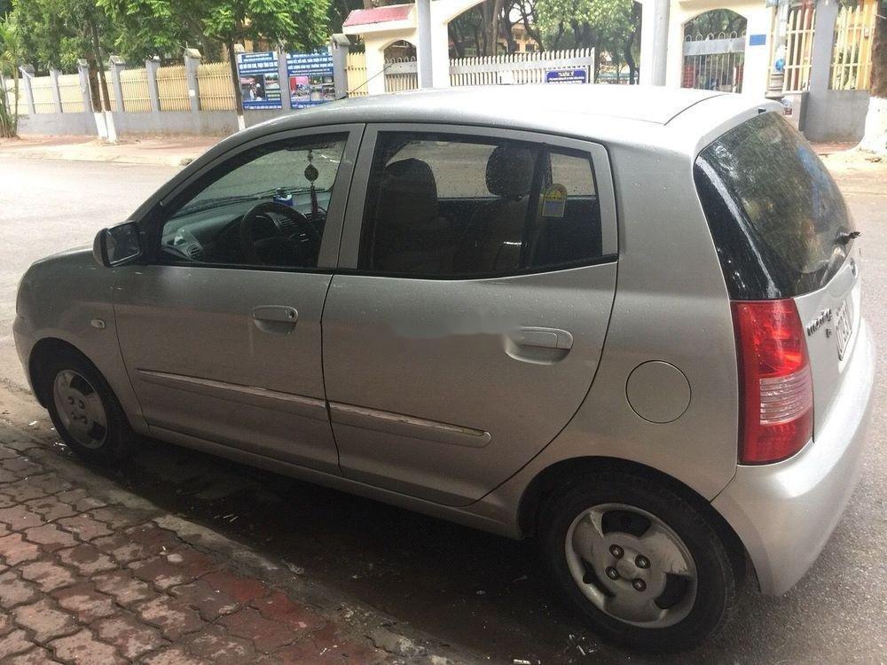 Bán Kia Morning đời 2007, màu bạc, xe nhập (2)