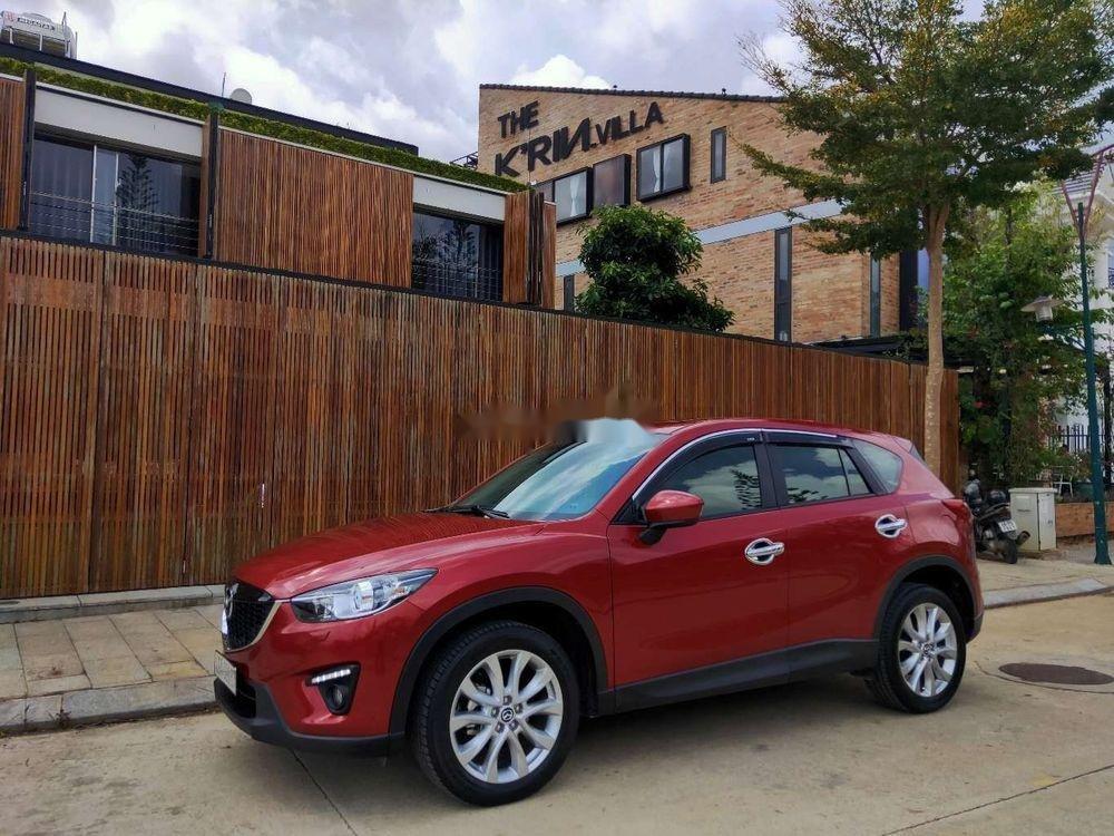 Bán lại xe Mazda CX 5 đời 2014, màu đỏ, ít sử dụng  (2)