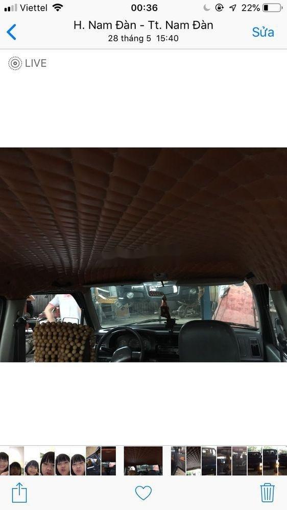 Bán Suzuki Wagon R đời 2005 giá tốt (8)