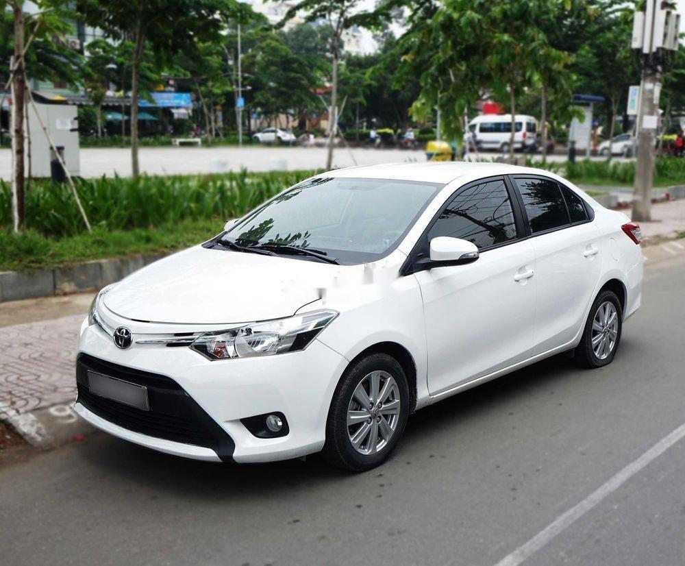 Cần bán Toyota Vios AT năm 2017, giá 460tr (2)