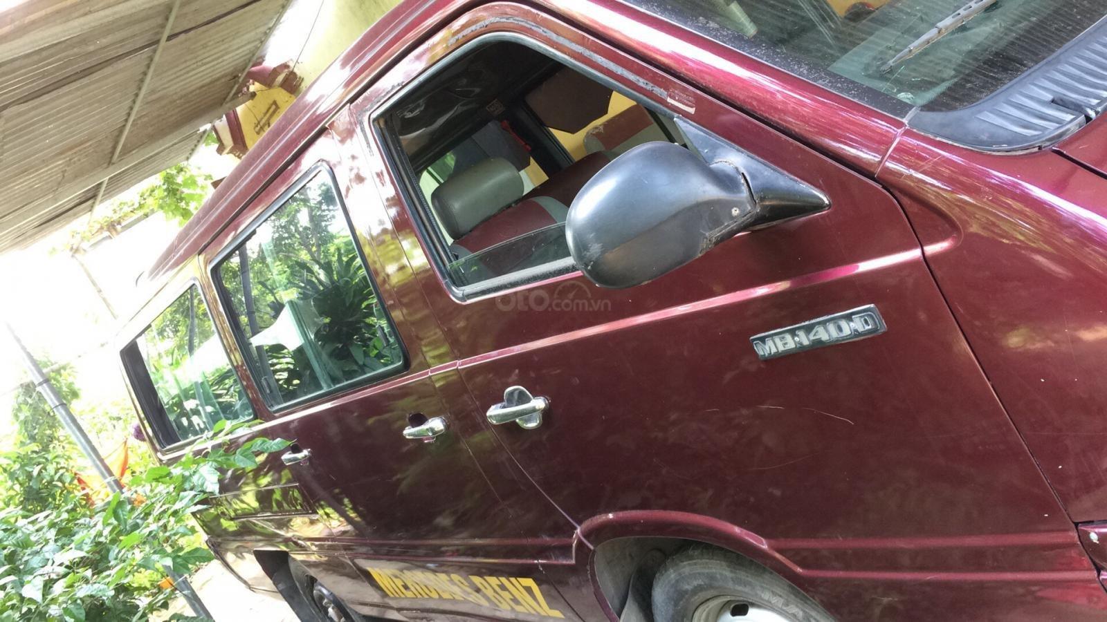 Cần bán con xe MB hết đời cho em anh nào có nhu cầu ở Nghệ An (3)