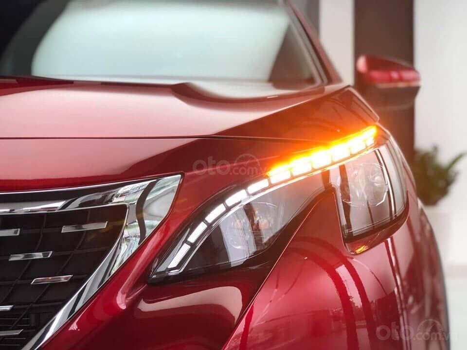 Bán Peugeot 5008 đỏ 2019 chính hãng - sẵn xe giao ngay (4)