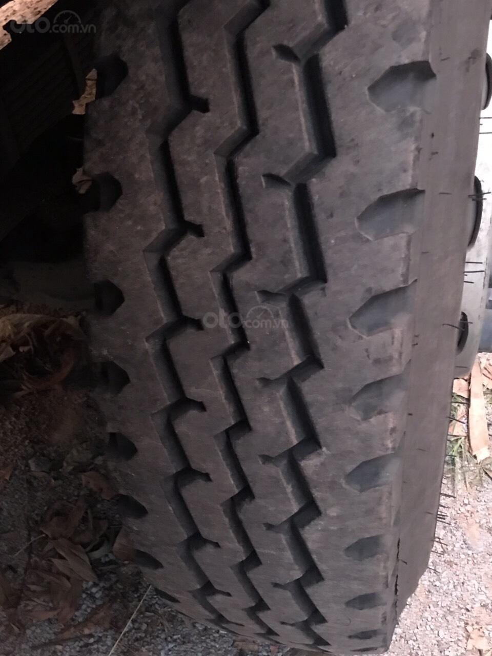 Bán xe tải Hoàng Huy 4 chân đã qua sử dụng đời 2015, lốp mới cả giàn (5)