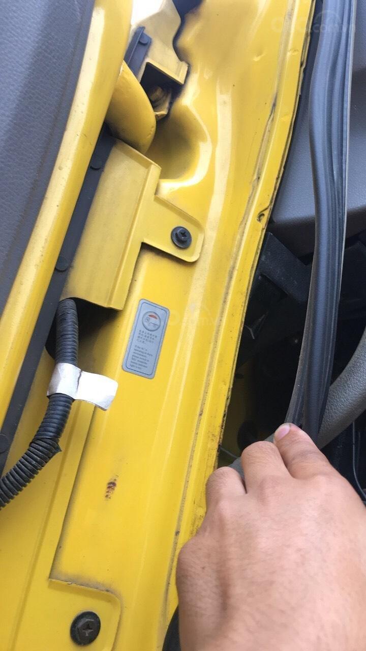 Bán xe tải Hoàng Huy 4 chân đã qua sử dụng đời 2015, lốp mới cả giàn (3)