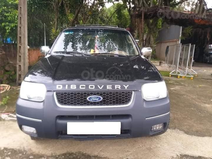 Cần bán xe Escape 2002 XLT (1)