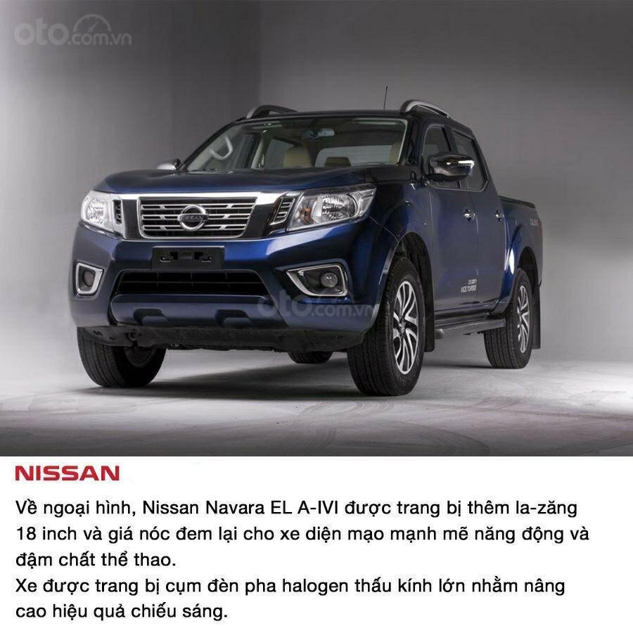Bán xe Nissan Navara EL premium Z (2)