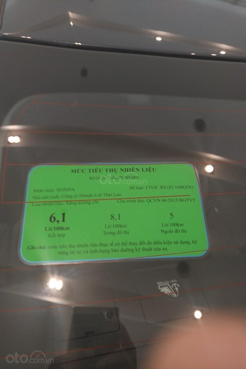 Bán Honda Civic RS 2019, thể thao nhập khẩu (5)