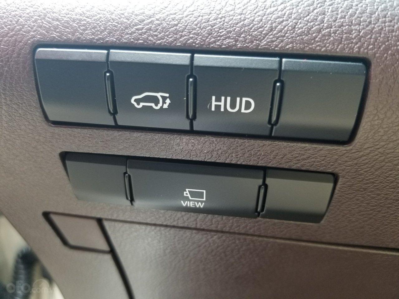 Bán xe Lexus RX 350 SX 2017, màu vàng, xe nhập (12)