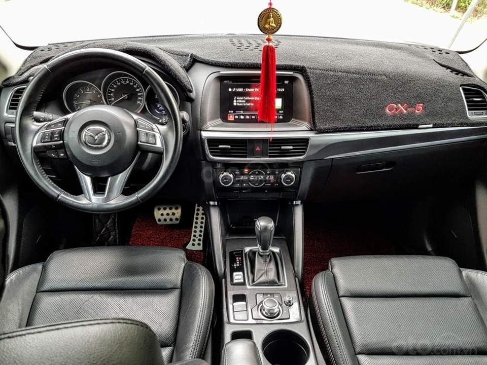 Bán Mazda CX5 2017 số tự động, bản 2.0, màu xanh Cavansite (7)