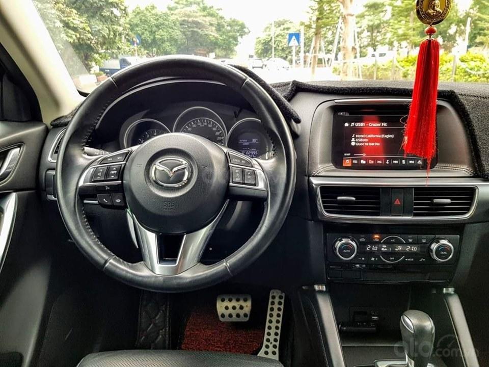 Bán Mazda CX5 2017 số tự động, bản 2.0, màu xanh Cavansite (4)