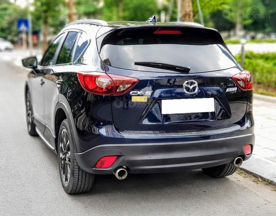 Bán Mazda CX5 2017 số tự động, bản 2.0, màu xanh Cavansite (9)