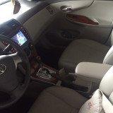 Bán ô tô Toyota Corolla Altis 2.0V sản xuất năm 2010, màu đen chính chủ gia đình đi rất ít (11)