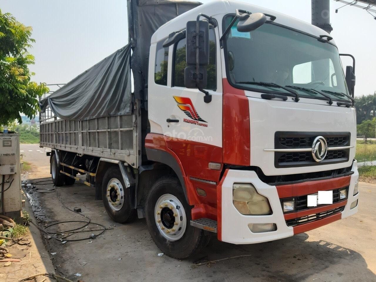 Cần bán xe tải Hoàng Huy 2 dí thùng dài, tải cao, lốp mới cả giàn (3)