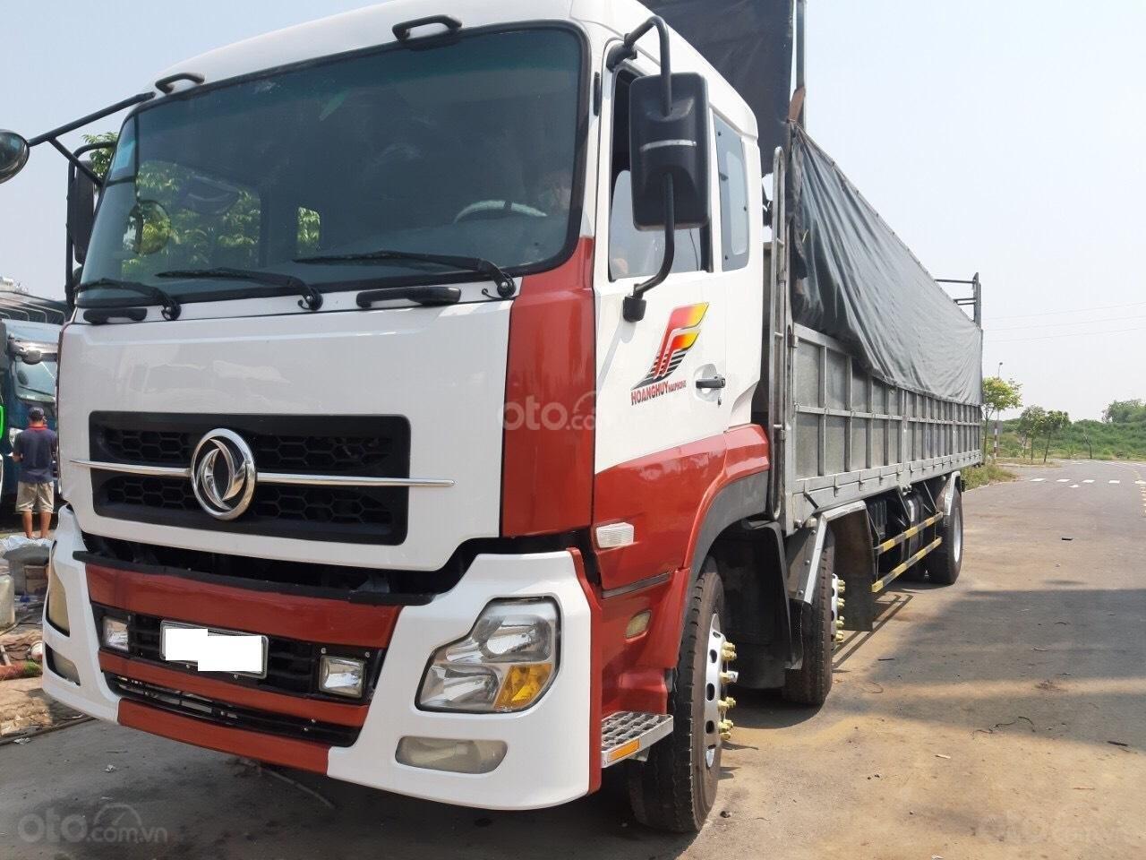 Cần bán xe tải Hoàng Huy 2 dí thùng dài, tải cao, lốp mới cả giàn (4)