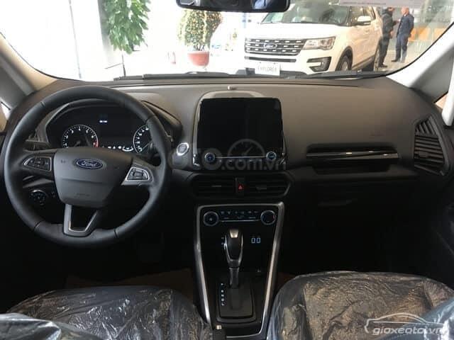 Xe hot - Ford Ecosport 2019- đủ màu giao ngay, bao giá tốt nhất miền Nam, ưu đãi khủng cho tháng 10 (3)