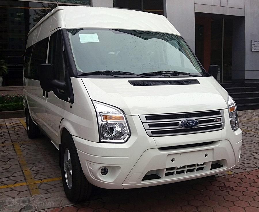 Bán giá vốn Ford Transit 2019- Tặng bộ phụ kiện Limited, bao nợ xấu, liên hệ 0911 33 38 55 (1)