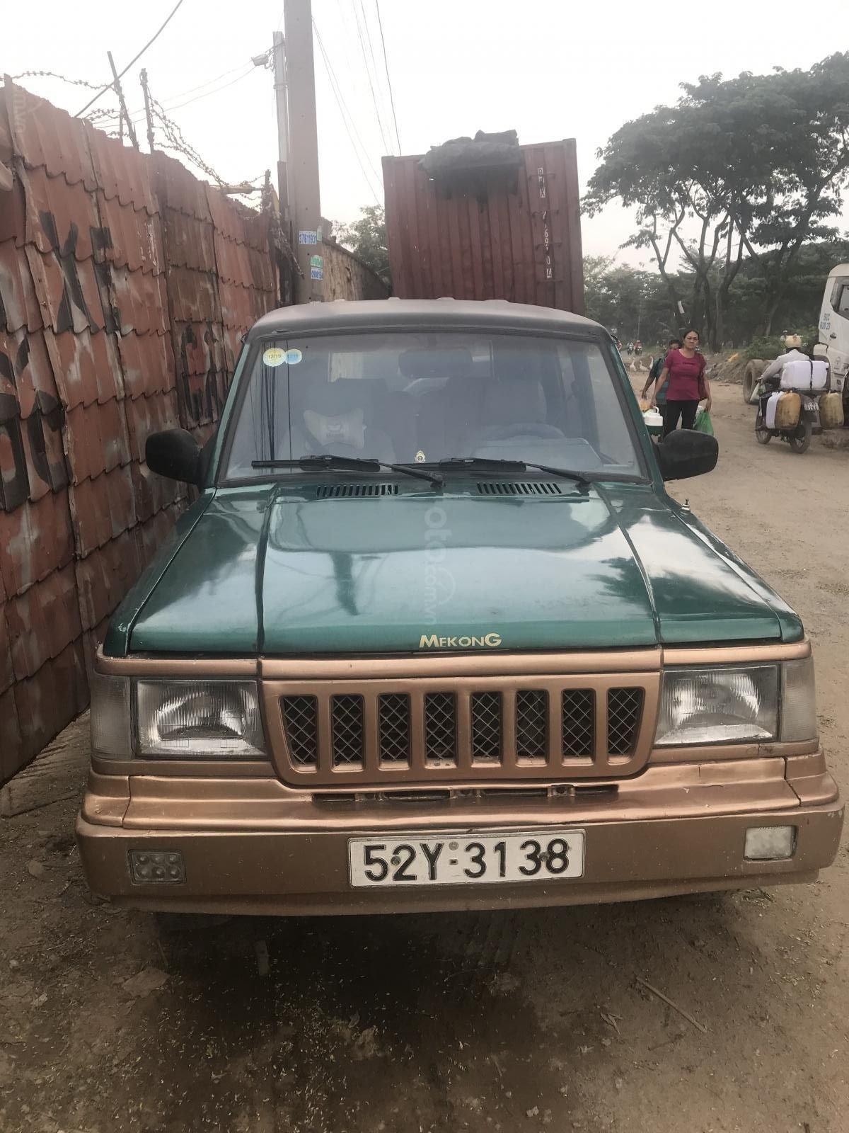 Bán Mekong Paso sản xuất năm 1994, màu xanh lục (1)