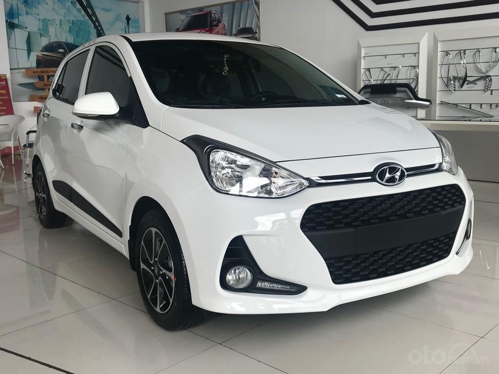 Bán Hyundai Grand i10 1.2AT, 2019, màu trắng, giao ngay- đủ màu (4)