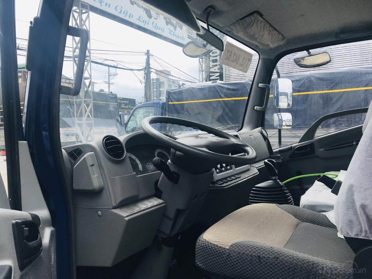 Xe tải FAW 7.3 tấn, thùng dài 6.2m, động cơ Hyundai, hỗ trợ trả góp 80% giá trị xe (2)