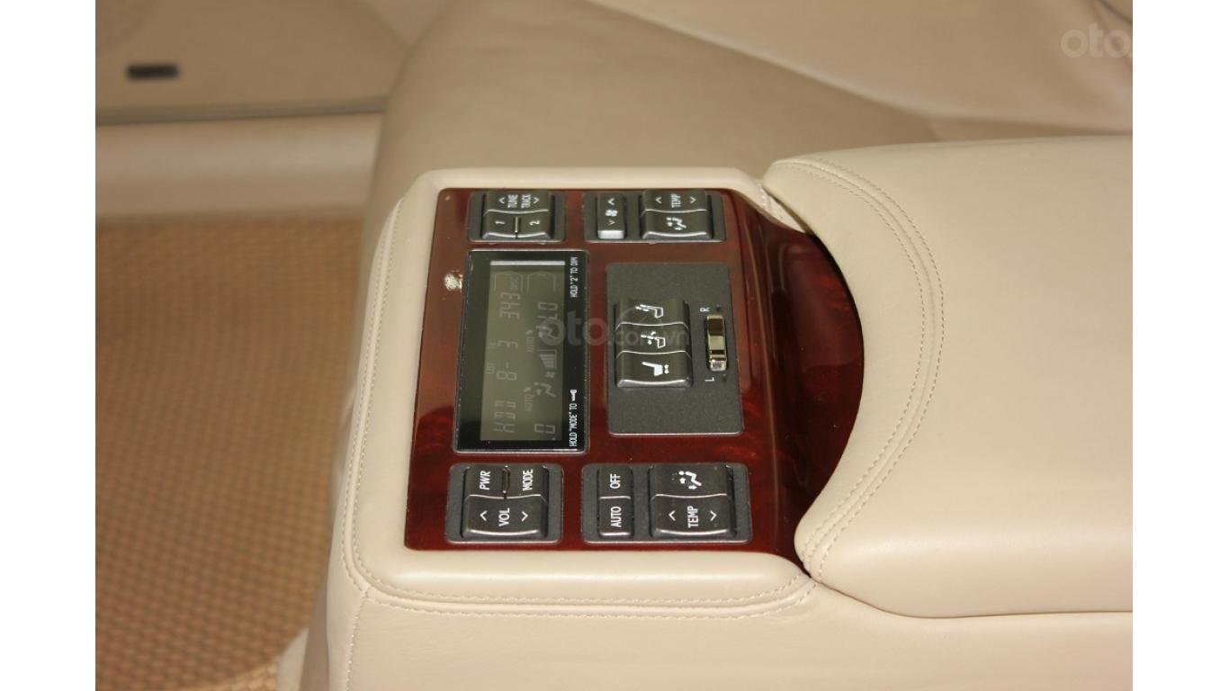 HCM: Lexus LS 600HL 5.0 AT 2010, màu vàng, xe nhập (11)