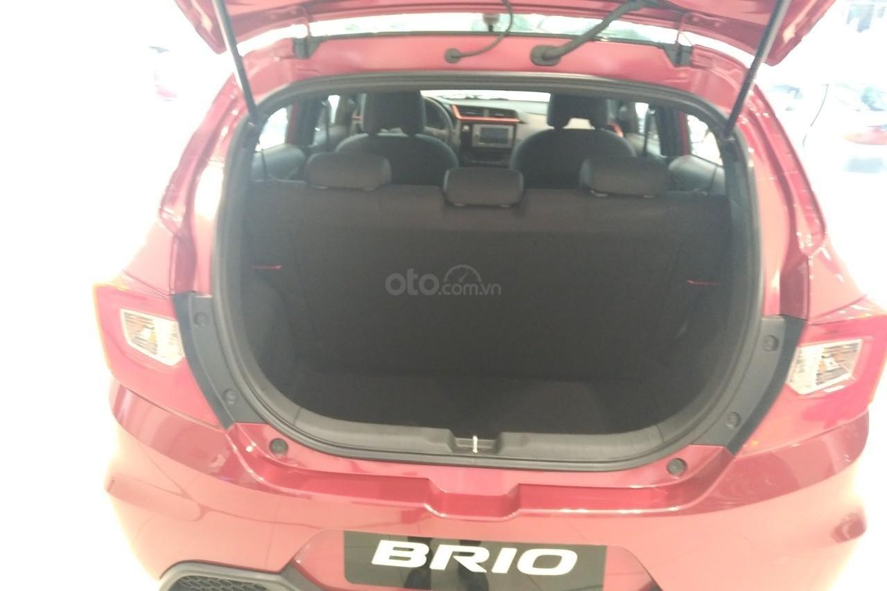Bán Honda Brio 2019 nhập khẩu bản đặc biệt (9)