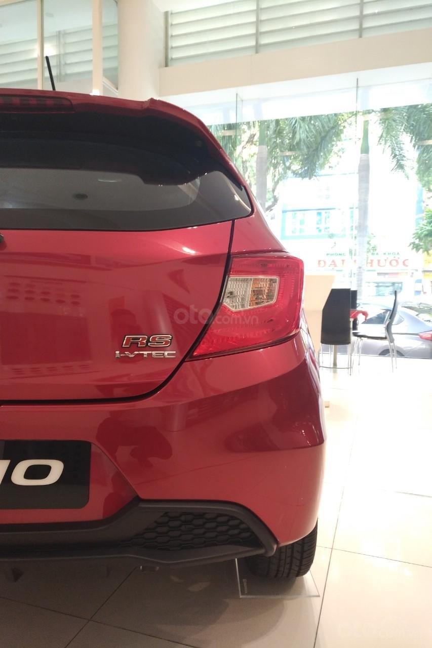 Bán Honda Brio 2019 nhập khẩu bản đặc biệt (5)