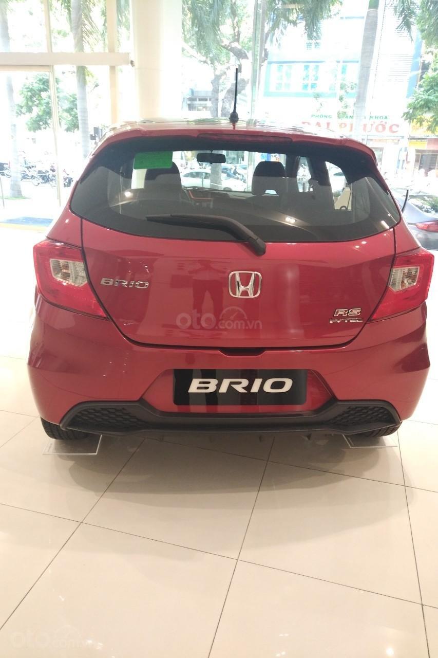 Bán Honda Brio 2019 nhập khẩu bản đặc biệt (6)