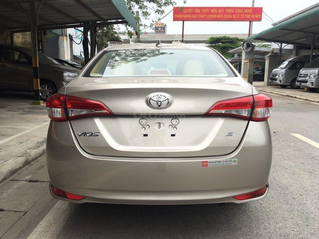 Toyota Vios số sàn, nhận xe chỉ 120Tr, giao ngay, đủ màu, giảm tiền mặt, tặng BH thân vỏ (1)