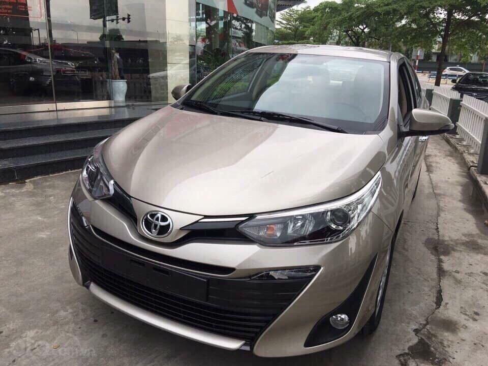 Toyota Vios số sàn, nhận xe chỉ 120Tr, giao ngay, đủ màu, giảm tiền mặt, tặng BH thân vỏ (7)