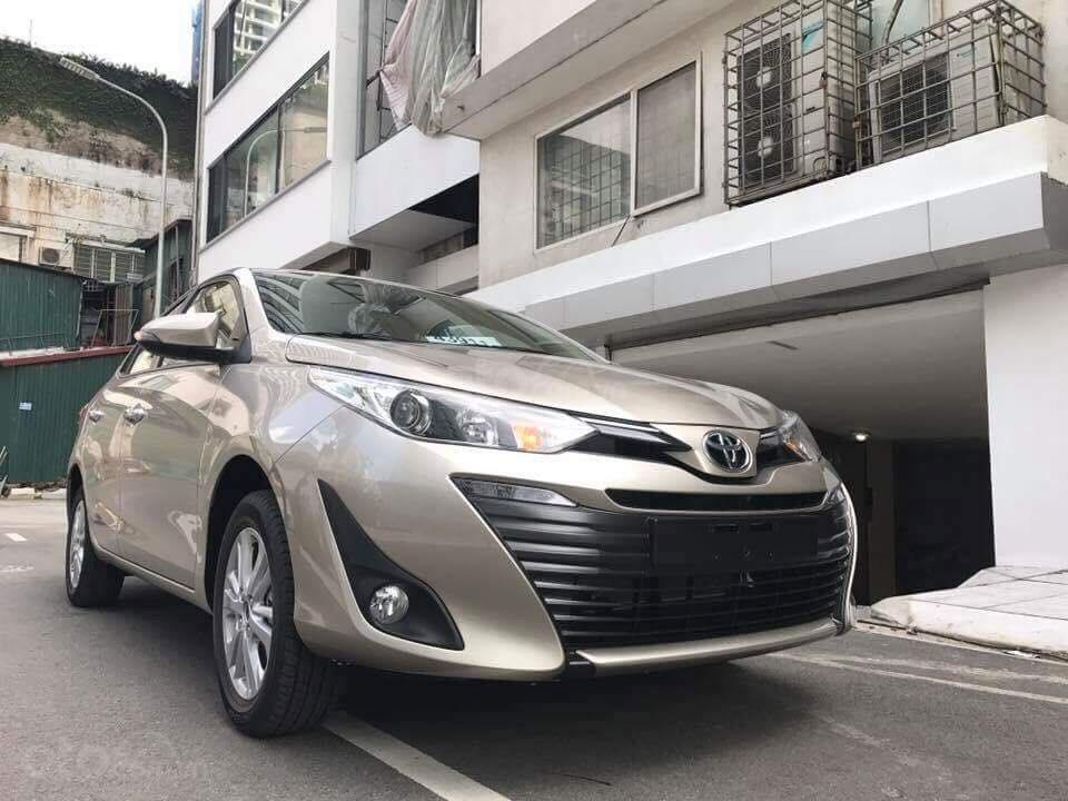 Toyota Vios số sàn, nhận xe chỉ 120Tr, giao ngay, đủ màu, giảm tiền mặt, tặng BH thân vỏ (8)