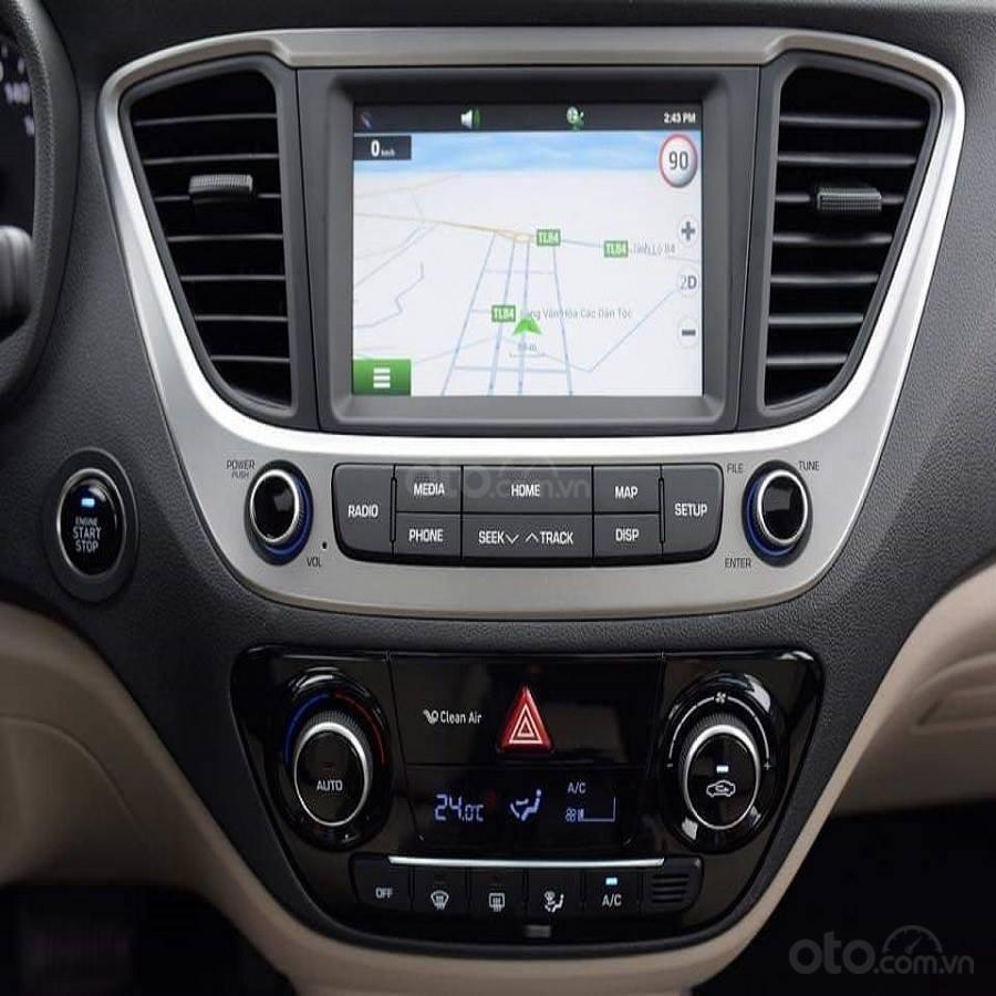 Bán Hyundai Accent 2020, giá từ 425tr, màu trắng, giao ngay - LH: 0919293553 (2)