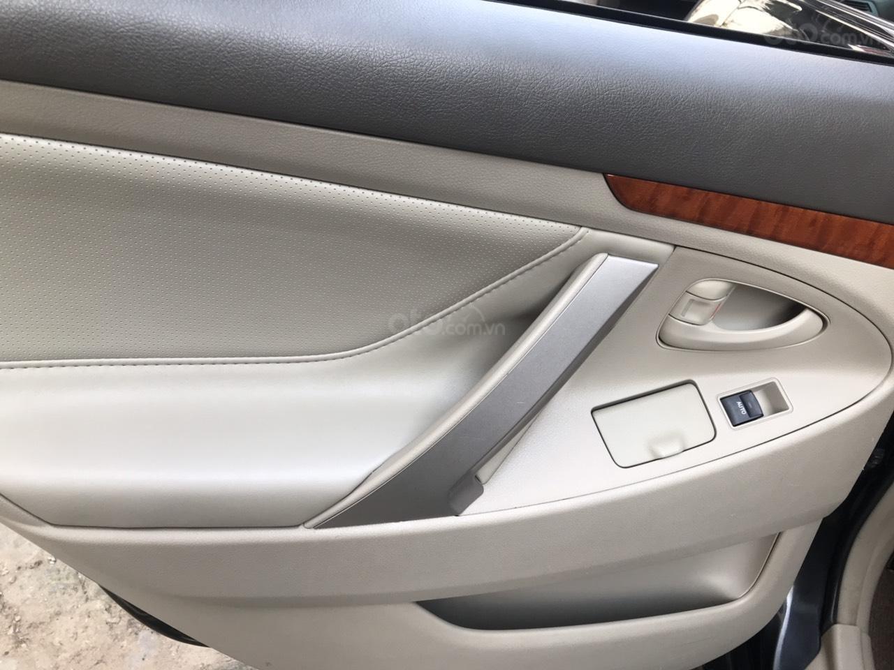 Chính chủ bán xe Camry 2.4G sản xuất và đăng ký năm 2010 (5)