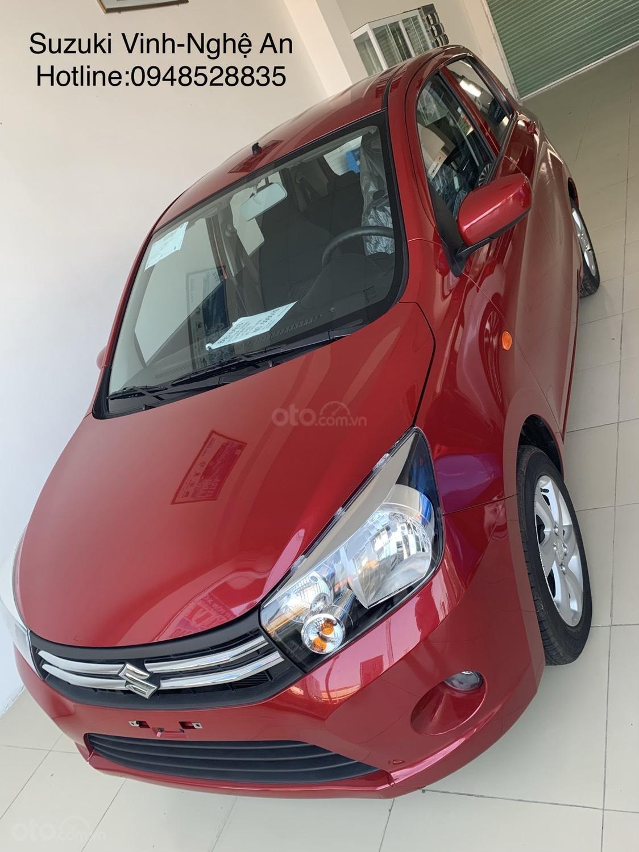 Suzuki Vinh-Nghệ An-Hotline: 0948.528.835 bán xe Celerio rẻ nhất tổng khuyến mãi lên đến 15 triệu trả góp lãi suất 0% (2)